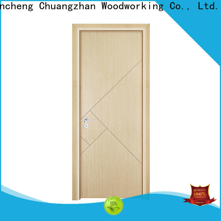 Runcheng Chuangzhan real wood interior doors for business for villas