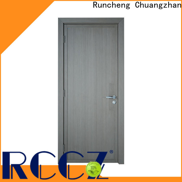 Runcheng Chuangzhan white internal wood door for business for homes