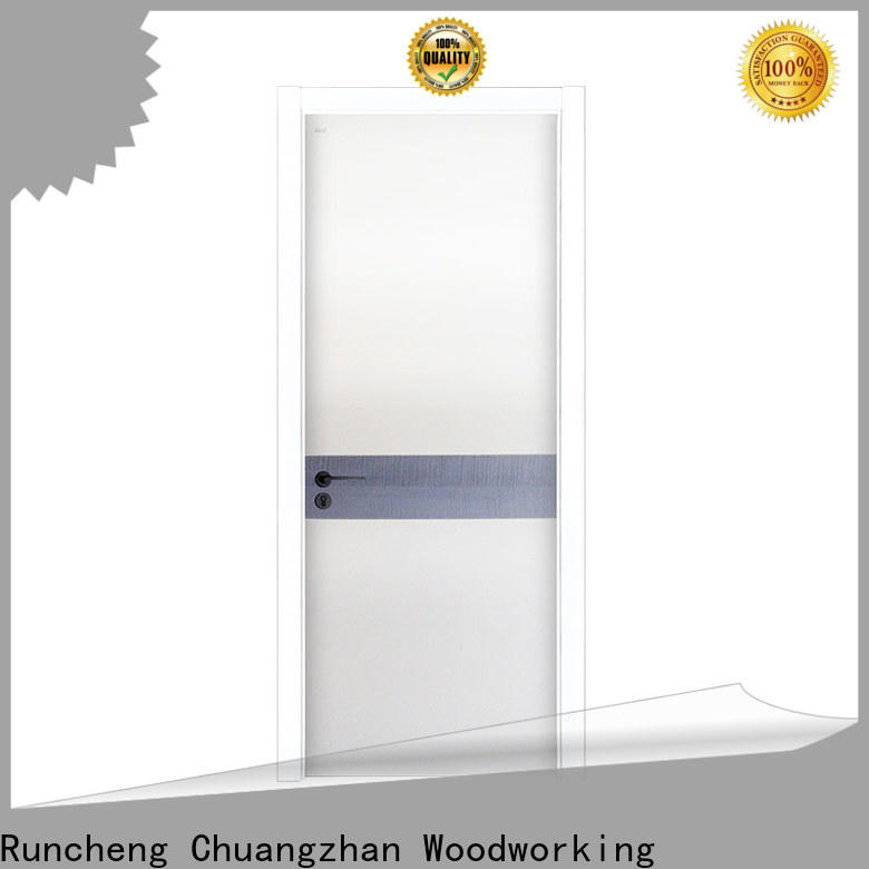 Runcheng Chuangzhan paint finish interior doors manufacturers for indoor