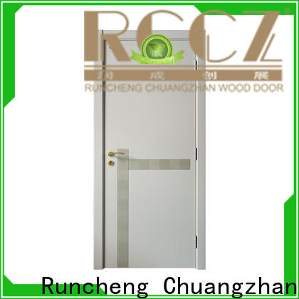 Runcheng Chuangzhan best paint for wood doors manufacturers for villas