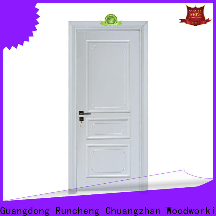 Runcheng Chuangzhan Wholesale custom wood doors company for indoor