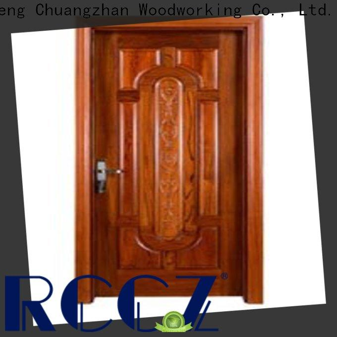 Runcheng Chuangzhan Latest bedroom door design for business for villas