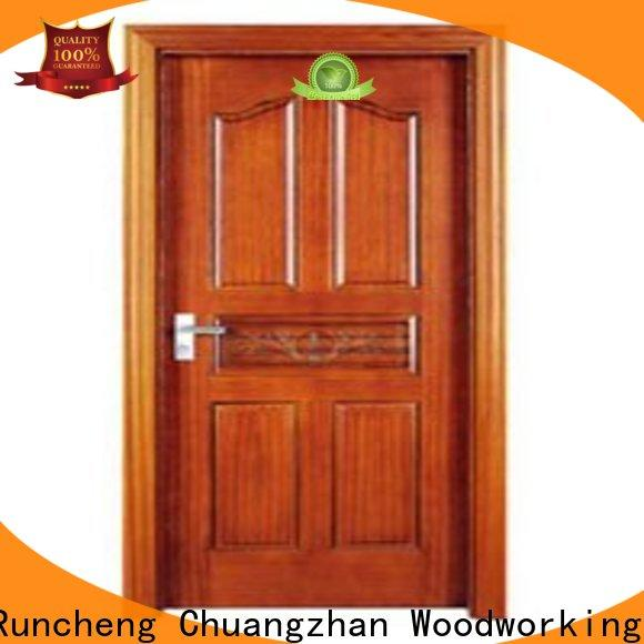 Runcheng Chuangzhan door solid bedroom doors factory for hotels