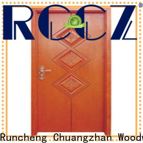 Runcheng Chuangzhan Best steel bedroom door suppliers for indoor