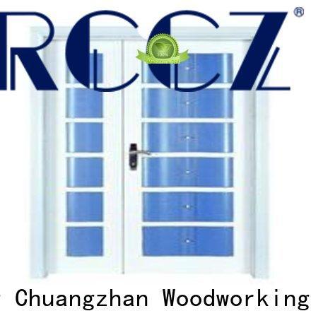 Runcheng Chuangzhan New double door factory for homes