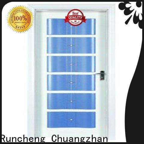 Runcheng Chuangzhan Wholesale standard bedroom door manufacturers for homes
