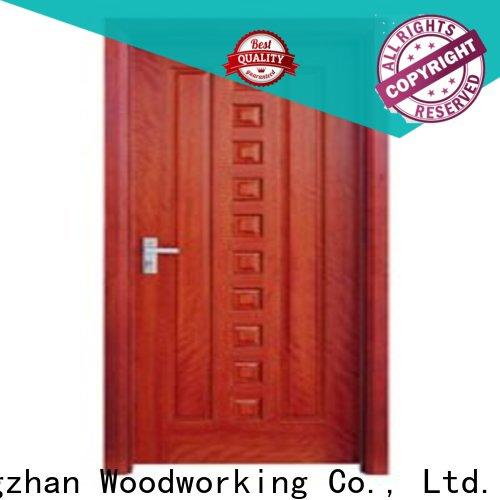 Runcheng Chuangzhan design solid wood flush door for business for villas