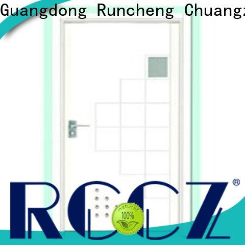 Runcheng Chuangzhan Best hardwood flush door suppliers for hotels