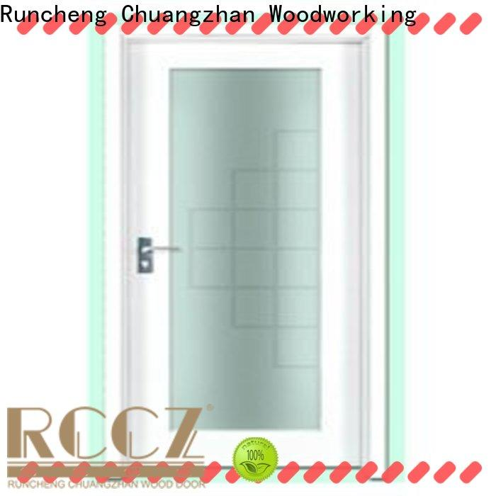 Runcheng Chuangzhan Best wooden flush door manufacturers company for hotels