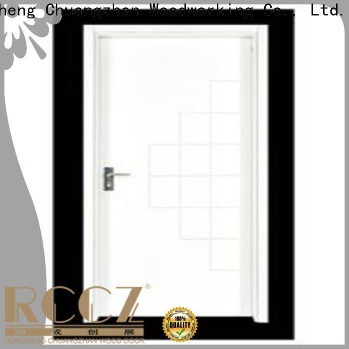 Runcheng Chuangzhan High-quality wooden flush door supply for indoor