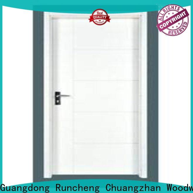 Runcheng Chuangzhan design wooden flush door design for business for hotels